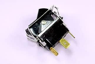 (HY #32) McGILL SPDT Rocker Switch, On/On, 20A 277VAC