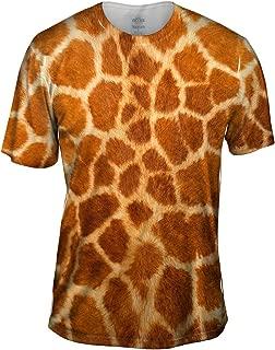 giraffe body t shirt