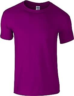 Gildan Mens Short Sleeve Soft-Style T-Shirt