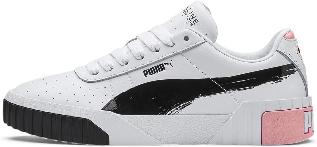 PUMA Cali, Baskets Basses Femme (37 EU) : Amazon.fr: Chaussures et ...
