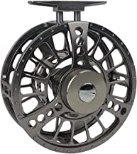 Riverruns Z Fly Fishing Reel Water Proof CNC Machined Third Generation Carbon Disc Larger Arbor Fly Reels 4/6, 7/10, 9/13, 12/14 Ideal Salt Water Salmon Fresh Water Fly Reel