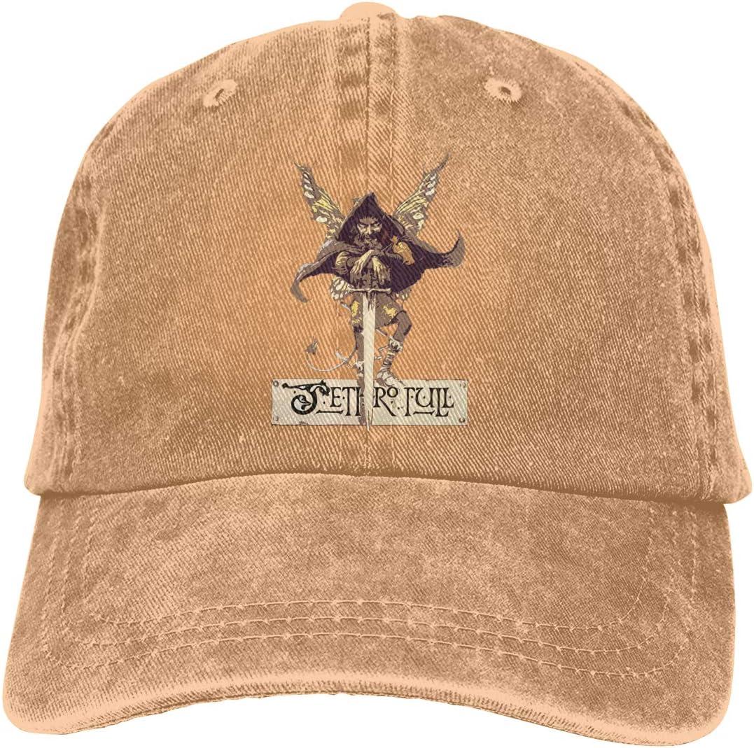 Jethro Tull Baseball Cap Adjustable Dad Hats 3D Printed Trucker Cap Unisex Visor Hat