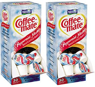 Nestlé Coffee-mate Peppermint Mocha Liquid Creamer Singles 100ct