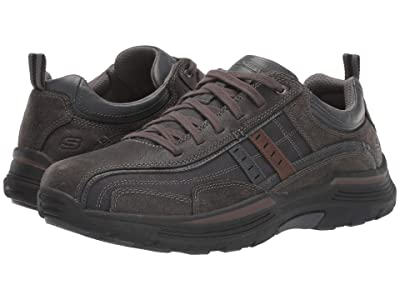SKECHERS Relaxed Fit Expended Manden (Charcoal) Men