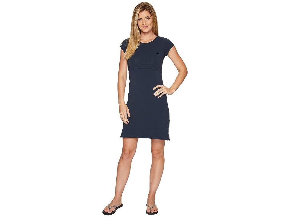 Fjallraven High Coast Dress (Navy) Women