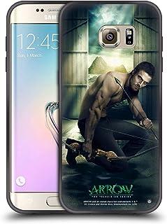 Head Case Designs Officiel Arrow TV Series Oliver Queen 2 Posters Coque Skinny Fit Hybride Glacée Compatible avec Samsung ...