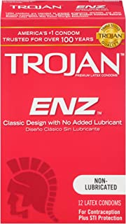 Best trojan non lubricated latex condoms enz Reviews