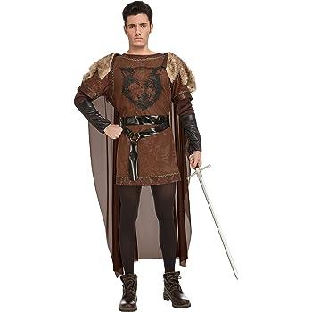 Generique - Disfraz de príncipe Vikingo Hombre M: Amazon.es ...