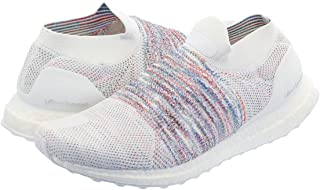 [アディダス] UltraBOOST LACELESS RUNNING WHITE/ACTIVE RED/ACTIVE GREEN