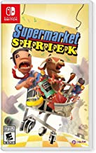 Supermarket Shriek - Nintendo Switch Edition
