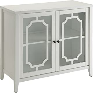 Acme Furniture AC-97384 Cabinet, One Size, White