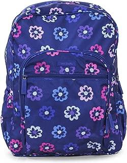 Vera Bradley Lighten Up Campus Backpack Ellie Flowers