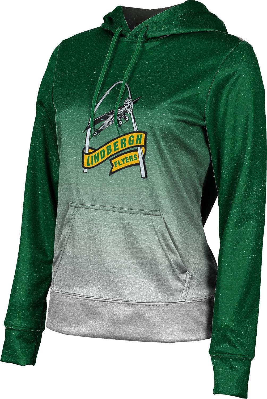 ProSphere Lindbergh High School Girls' Pullover Hoodie, School Spirit Sweatshirt (Ombre)