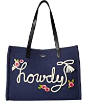 Kate Spade New York - Wild Ones Howdy Mega Sam