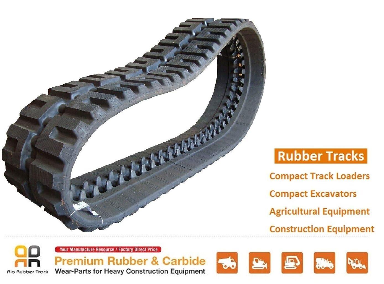 Rubber Track, 450x86x55, CASE TV380 Skids Steer