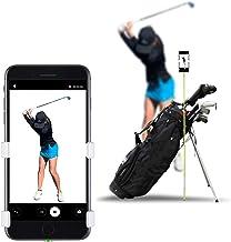 SelfieGolf Record Golf Swing - دارندگان کلیپ تلفن همراه و آموزش کمک - لوازم جانبی گلف | برنده بهترین محصول PGA | با هر تلفن هوشمند ، تنظیم سریع کار می کند