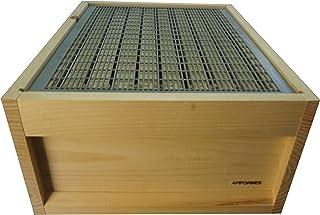 APIFORMES Absperrgitter Kunstst. 476x376 mm - Silber | Zander Liebig Beute | Holzbeute | Styroporbeuten | Bienen | Imkereibedarf |