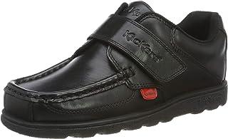 Kickers 男孩 Fragma 单带软帮鞋