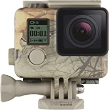GoPro Camo Housing + QuickClip (Realtree Xtra) (GoPro Official Accessory)