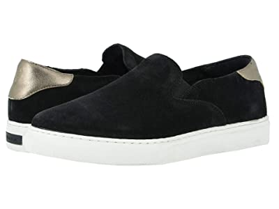 Trask Litton (Black English Suede) Women