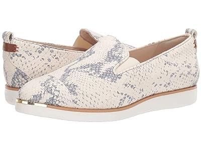 Cole Haan Grand Ambition Slip-On Sneaker (Chalk Python Print/Natural/Ivory) Women