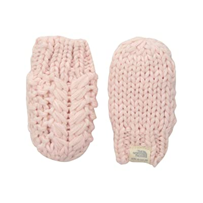 The North Face Kids Baby Minna Mitt (Infant) (Purdy Pink) Extreme Cold Weather Gloves
