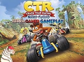 Clip: Crash Team Racing Nitro Fueled Gameplay - Zebra Gamer
