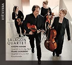 Mejor Joseph Haydn String Quartets Op 76 de 2020 - Mejor valorados y revisados