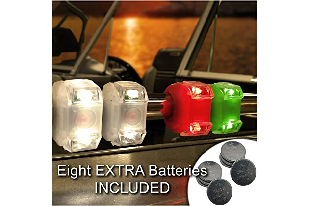 Best Battery Operated Running Lights For Boat Amazon Com