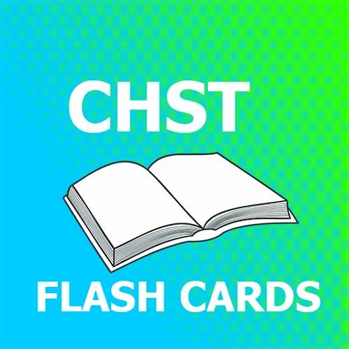 CHST Flash Cards 2018 Ed