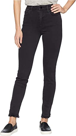 Stiletto High-Rise Skinny Crop in Charlie