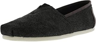 حذاء كلاسيكي بنمط متعرج من تومز