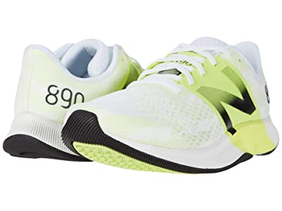 New Balance 890v8 (White/Lemon Slush) Men