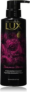 ラックス ボディソープ ロマンス フォーエバー ポンプ 350g ピンクローズ&アンバーの香り