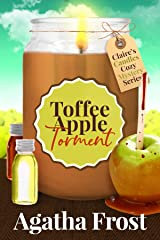 Toffee Apple Torment: A Cozy Murder Mystery (Claire's Candles Cozy Mystery Book 6) Kindle Edition