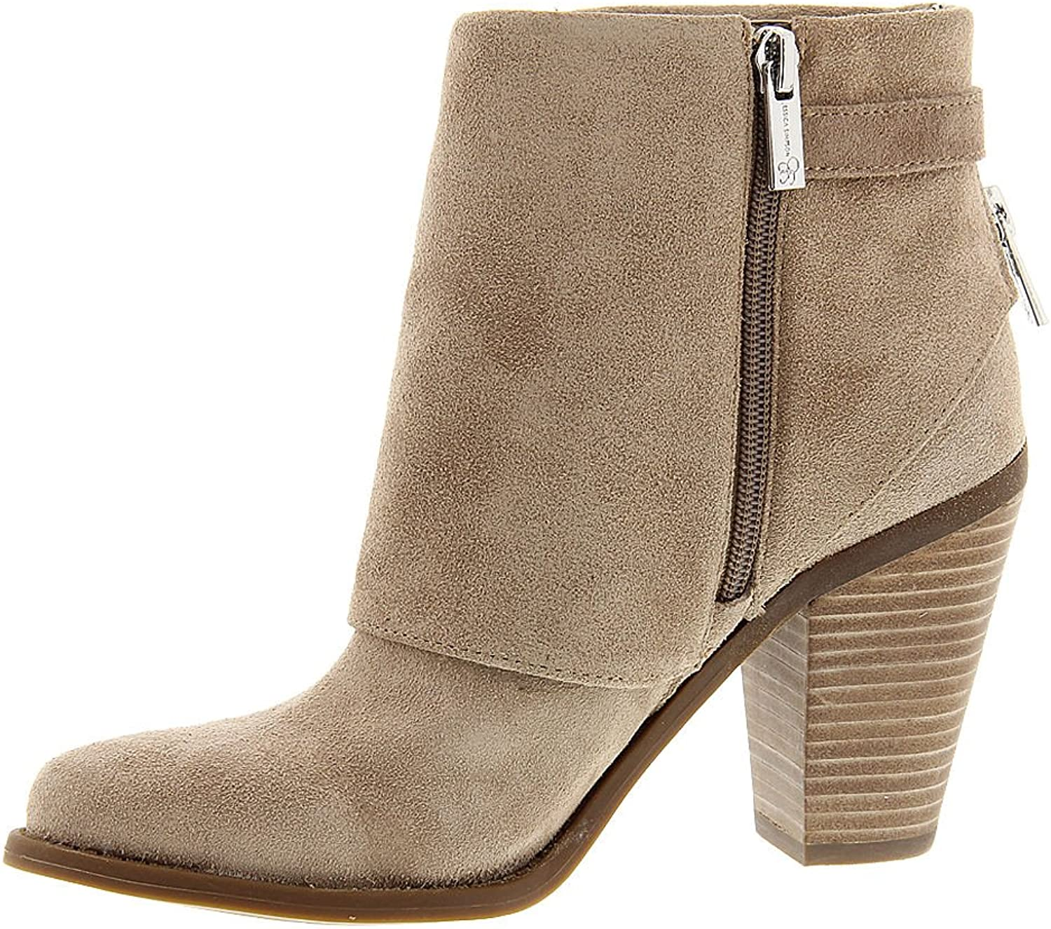 Jessica Simpson Womens Cassley Ankle Bootie