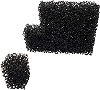 Stipple Sponge LARGE PORE 8 Piece Die Cut Block - Special Effects Makeup and Theater MUST HAVE - Texture, Road Rash, Blend...
