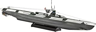 Revell 05107 - Maqueta del Submarino VII D (Escala 1:350, 28 Piezas)