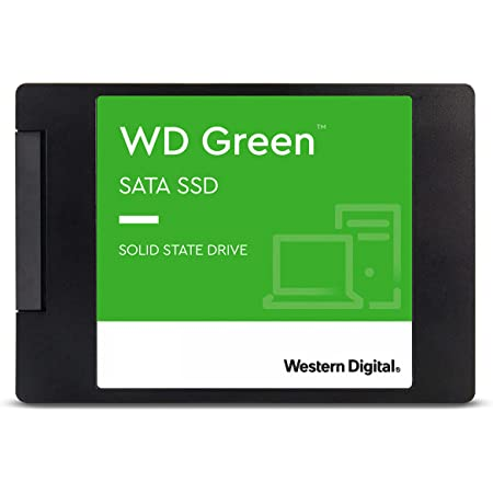 Western Digital WD Green 240 GB 2.5 inch (6.3 cm) SATA III Internal Solid State Drive (WDS240G2G0A)