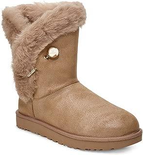 UGG Women's 1105610 Classic Fluff Pin Boot