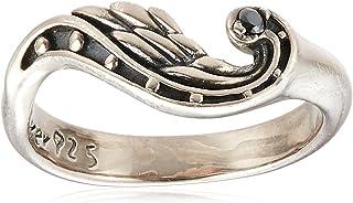 [FREE STYLE] FREE STYLE 银戒指 黑色