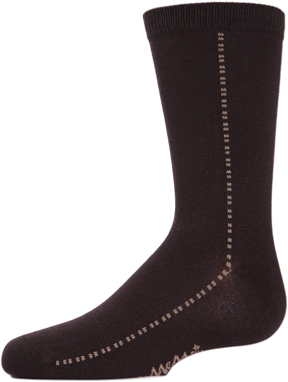 discount MeMoi Dots On Down Crew Daily bargain sale Boys Socks