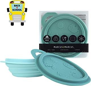 Collapsible Silicone Baby Feeding Bowl   Food-Grade Folding Travel Bowl with Lid   Expandable Food Storage Container for Kids   On-The-go Snack Container   Green