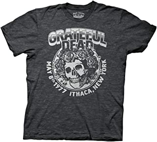 Grateful Dead Ithaca NY Adult T-shirt