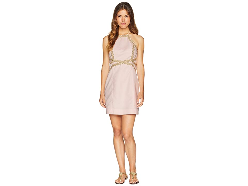 Lilly Pulitzer Pearl Shift Dress (Paradise Tint) Women