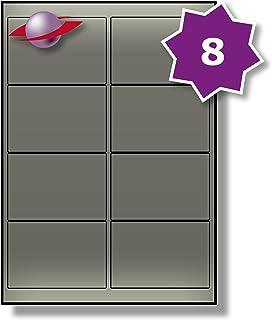 2100 Etichette 100 Fogli LP21//63 MWP. 21 Par Foglio Label Planet/® Etichette in Poliestere Bianco Matte A4 per la Stampa Laser 63.5 x 38.1mm