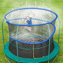 ARTBECK Thicken Trampoline Sprinkler, Outdoor Trampoline Water Play Sprinklers for Kids,..