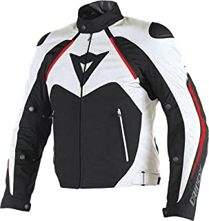 Dainese Hawker D-Dry Jacket (56) (Black/White/Red)