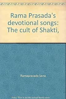 Rama Prasada's devotional songs: The cult of Shakti,