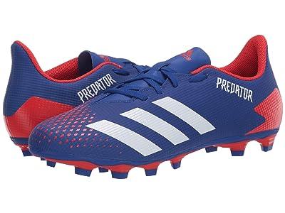 adidas Predator 20.4 Fxg (Team Royal Blue/Footwear White/Active Red) Men